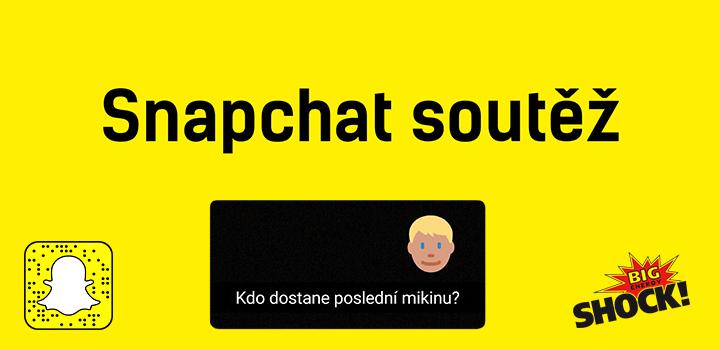 Jak jsme na Snapchatu rozdávali mikiny
