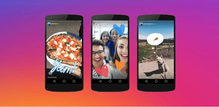 3 zbraně, kterými Instagram Stories válcuje Snapchat