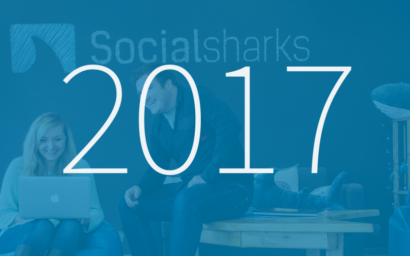 5 SOCIAL MEDIA trendů pro rok 2017