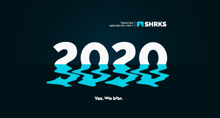 5 nej projektů Socialsharks v roce 2020 podle kreativního ředitele